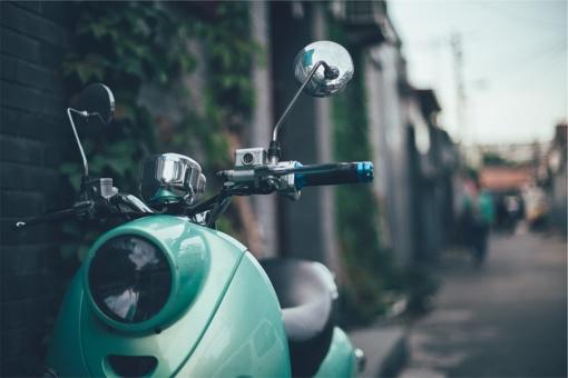 Padaugėjo sužeistų dviračius ir mopedus vairavusių vaikų