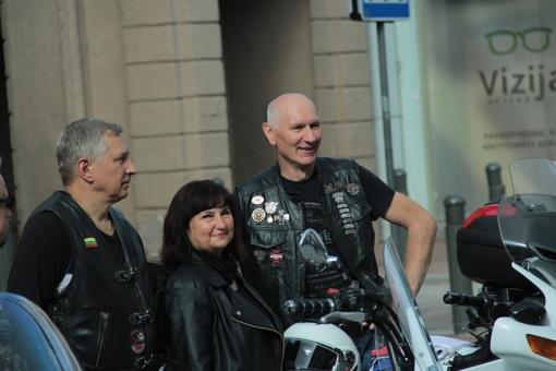 Šiauliečiai ruošiasi kultūriniam motociklininkų raliui (vaizdo medžiaga)