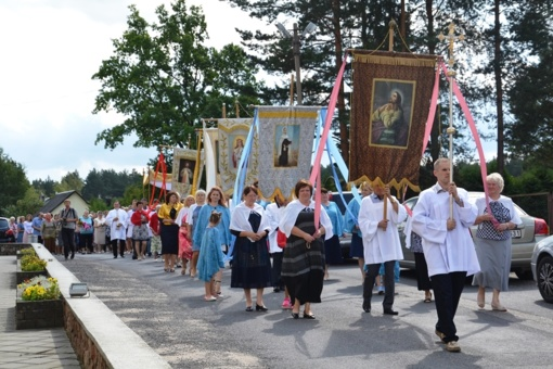 Mickūnuose nuskambėjo Žolinių aidai (fotogalerija)