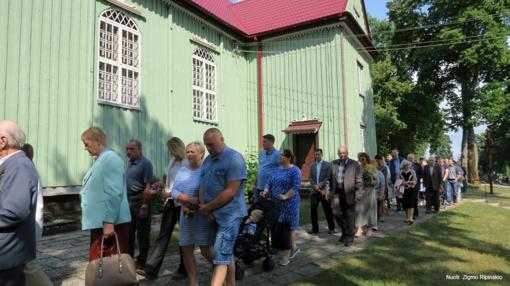 Nuvilnijo vasaros šventės Pakapėje ir Šakynoje