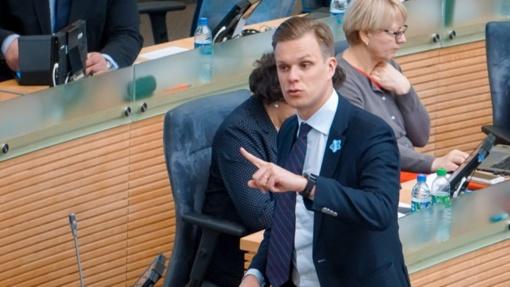 VTEK tirs Seimo nario G. Landsbergio elgesį