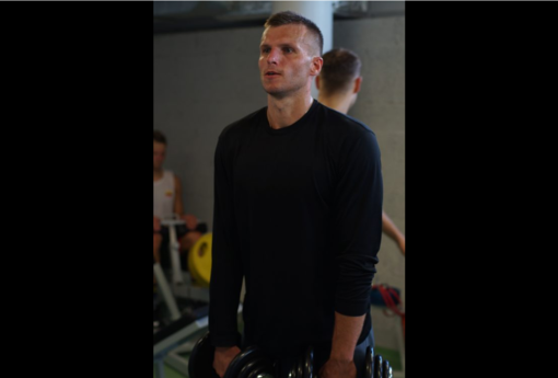 """Į """"Nevėžį"""" sugrįžta krepšininkas V. Vasylius"""