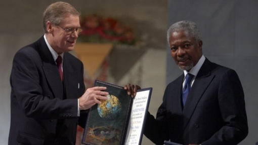 Mirė buvęs JT generalinis sekretorius, Nobelio premijos laureatas Kofi Annanas