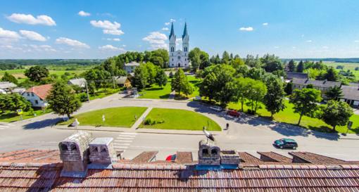 Ruošiamasi rengti Alantos miestelio teritorijos bendrąjį planą, priimami pasiūlymai dėl nustatomų planavimo tikslų
