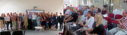 Pasidalinta patirtimi su kolegomis iš Skuodo rajono savivaldybės
