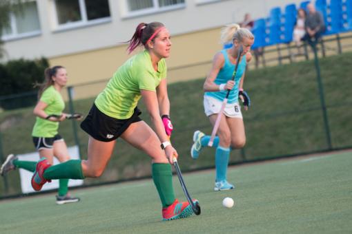 Lietuvos moterų žolės riedulio rinktinė baigė pasirengimą olimpinės atrankos startui