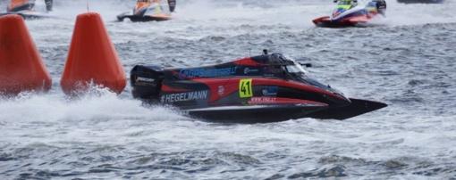 E. Riabko - naujasis Europos F2 vandens formulių čempionas