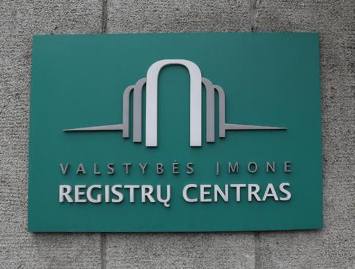 Planas dėl Registrų centro: gaus naujas patalpas, bus kuriamos rezervinės duomenų bazės
