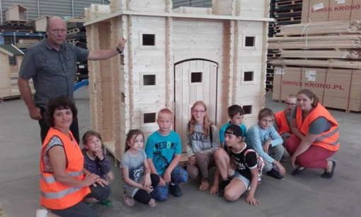 Dar viena savaitė įdomių ir įvairių veiklų Kašonių bendruomenės vaikams