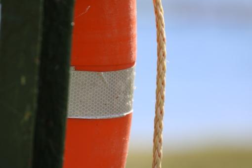 Juodkrantėje gelbėtojai iš jūros ištraukė du skendusius žmones