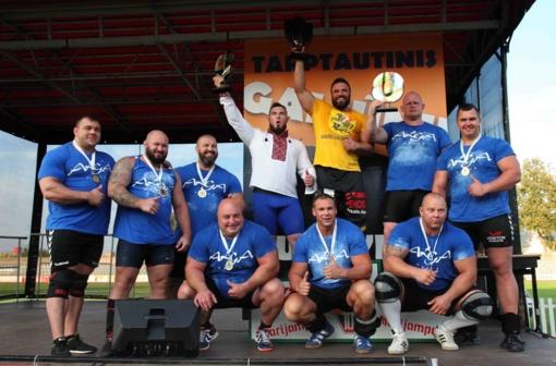 Galiūnų turnyre triumfavo Latvijos atstovas