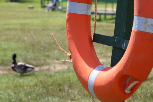 Ugniagesiai gelbėtojai įspėja: dažniausiai nuskęstama šeštadienį