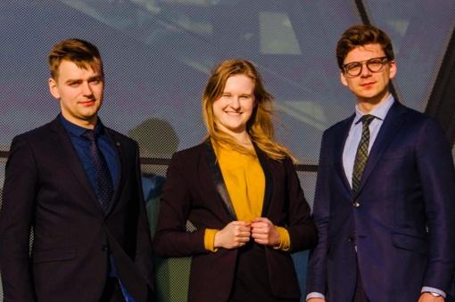 """Prie kibernetinio saugumo projektų Krašto apsaugos ministerijoje prisideda programos """"Kurk Lietuvai"""" dalyviai"""
