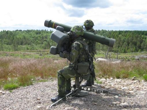 Lietuvos kariuomenė įsigys naujų raketų