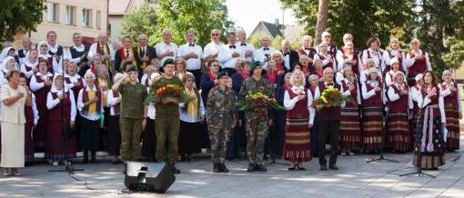 Paminėtas Baltijos kelias ir stalinizmo aukos