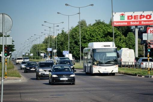 Panevėžyje maršrutinis autobusas sužalojo pėsčiąjį