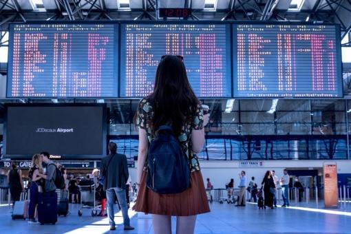 Užsienio turistai vis dažniau renkasi Lietuvą