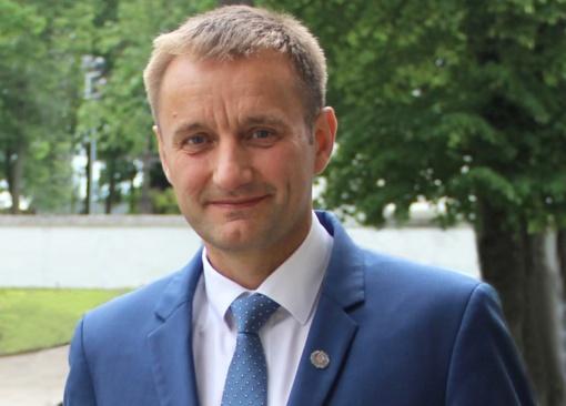 Šiaulių miesto mero Artūro Visocko sveikinimas