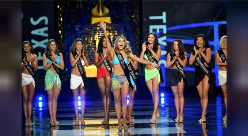 """Į nesutarimų draskomą konkursą """"Mis Amerika"""" renkasi dalyvės"""