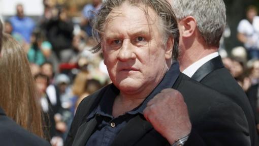 Prieš aktorių Gerardą Depardieu paduotas ieškinys dėl lytinės prievartos