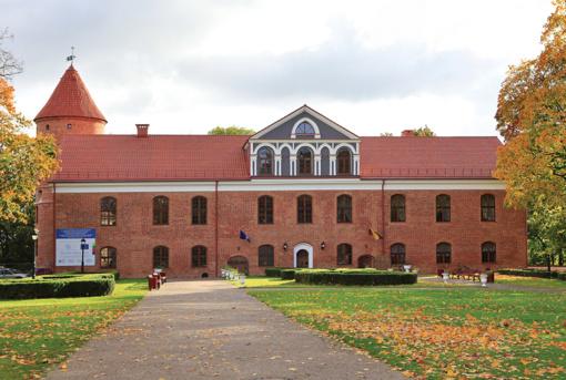 Raudondvario dvare siūloma įrengti nuolatinę L. Striogos darbų ekspoziciją