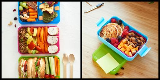 Mitybos specialistė pataria: ką dėti į mokyklinuko priešpiečių dėžutę?