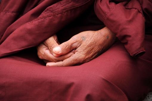 Vienuoliai Vilniuje atskleis archajišką Tibeto kultūrą