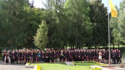 Lieporių gimnazijoje – mokslo metų atidarymo šventė