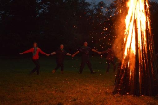 Lietuvoje švenčiamos Joninės