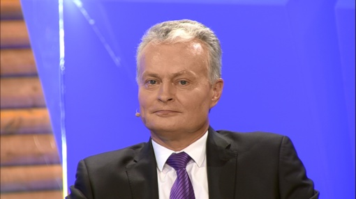 G. Nausėda: rinkimų kampanijoje buvo pakankamai ryškių ginčų