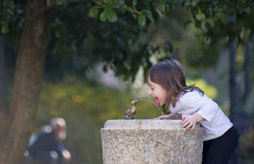 Londone daugės geriamojo vandens fontanų