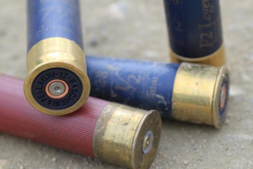 Į poros konfliktą atvykę policininkai rado ginklą