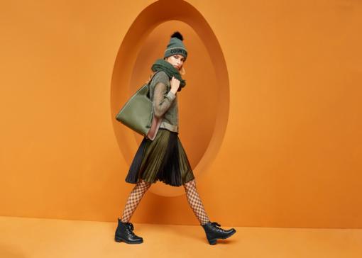 Stilistė V. Šaulytė: kokie 90-ųjų batai sugrįžta į šio sezono topus? (fotogalerija)