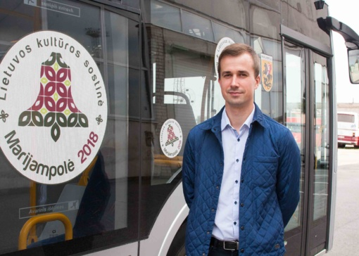 Marijampolės autobusų parką džiugina didėjantis užsakomųjų reisų skaičius