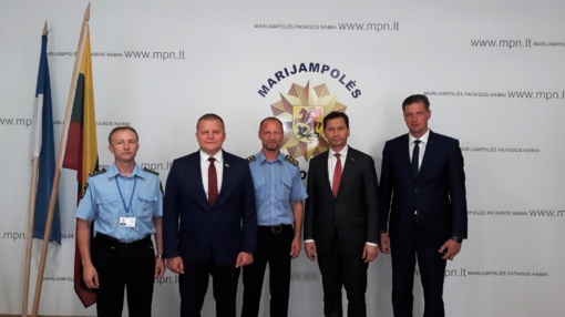 Marijampolės pataisos namus aplankė Seimo nariai