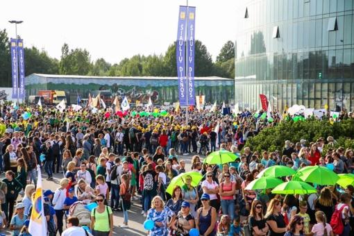 """Startavo miesto šventė """"Šiaulių dienos 782"""" (vaizdo įrašai ir nuotraukų galerija)"""