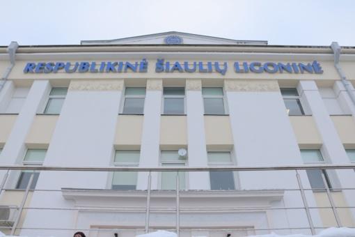 Respublikinėje Šiaulių ligoninėje mirė vyras