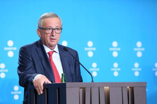 J.C. Junckeris apie metinę ES padėtį: turime daugiau nuveikti bendrai