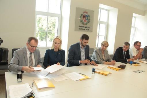 Šiauliams rengiama ekonominės plėtros ir investicijų pritraukimo strategija