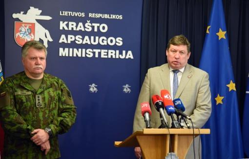 Krašto apsaugos ministerija siūlo mažinti šauktinių šaukiamąjį amžių, pertvarkyti karinio personalo rezervą