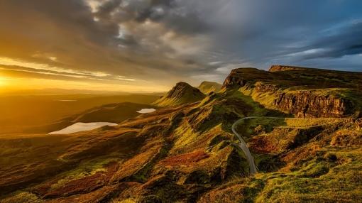 Škotijos saloje pranešta apie pirmąjį per 20 metų nusikaltimą