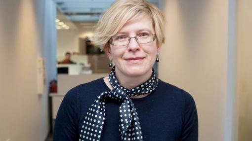Seimo narė I. Šimonytė - populiariausia konservatorių partijos skyrių kandidatė į prezidento postą