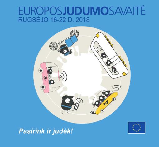 Kviečia Europos judumo savaitės renginiai Kretingos mieste ir rajone