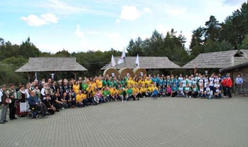 Organizuotos savivaldybės darbuotojų sporto žaidynės