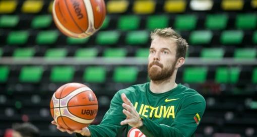 """Martynas Gecevičius buvo rezultatyviausias, bet Prienų """"Skycop"""" pralaimėjo"""