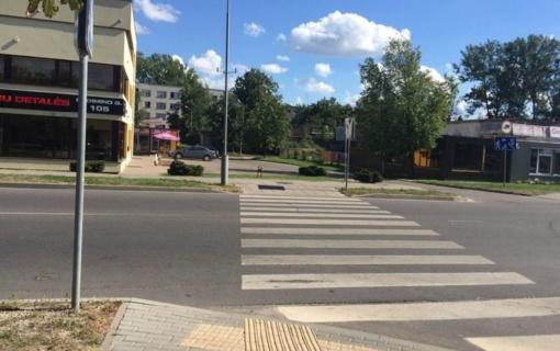 Kaišiadorių rajono pareigūnai kviečia atsiliepti eismo įvykį mačiusius gyventojus