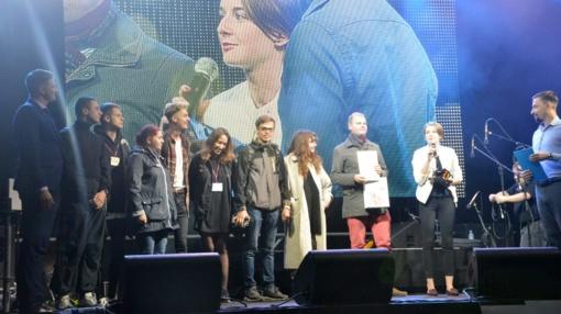 Apdovanoti aktyviausi Kauno jaunuoliai