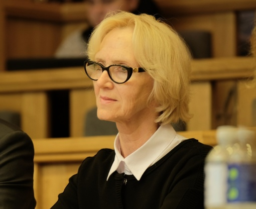 Iš užimamų pareigų atleista administracijos direktoriaus pavaduotoja Silvija Peštenienė