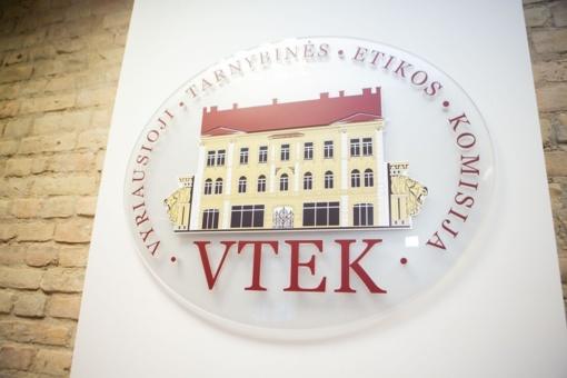 VTEK tirs Plungės apylinkės teismo kanclerio J. Kaminsko elgesį