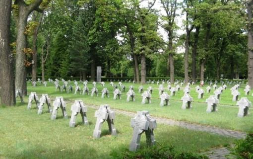 Karių, savanorių kapai paskelbti valstybės saugomais objektais